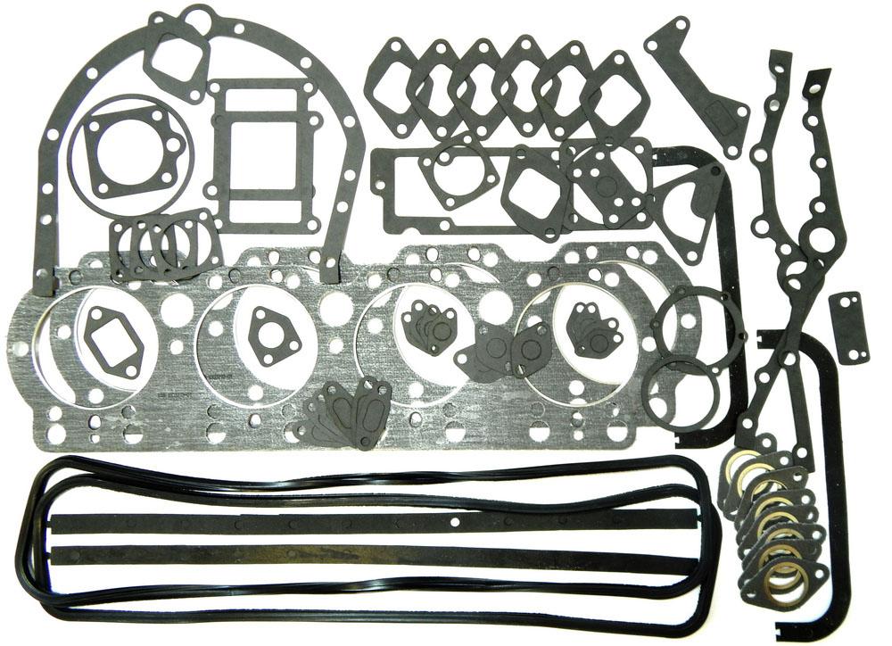 Ремкомплект прокладок двигателя ЯМЗ-238 (нов.обр.)
